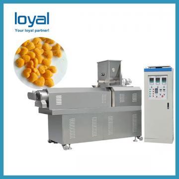 Cost-effective Extruder Stick Bread Machine Corn Cracker Machine Cheese Ball Puffed Processing Line