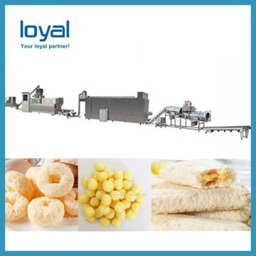 Automatic Bread Crumb Making Extruder Machines Processing Line