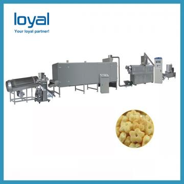 Cost-effective Extruder Stick Bread Machine Corn Cracker Machine Cheese Ball Puffed Processing Line