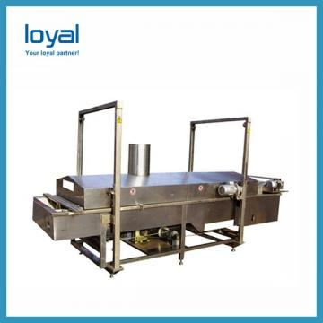 Negotiable molds Screw extruding Long floating time extruded fried pellets food machines with ISO & CE