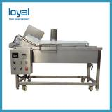 High Efficiency Small Scale Potato Chips Machine , Potato Chip Seasoning Machine