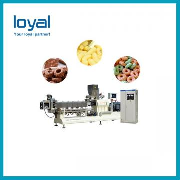 Breakfast cereal making equipment supplier corn flakes making machine factory